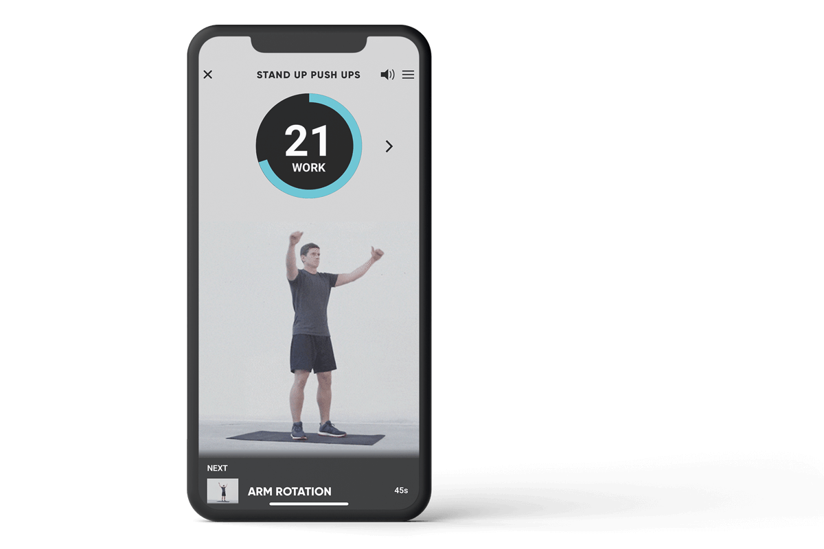 Gettoworkout Fitness App - Workout